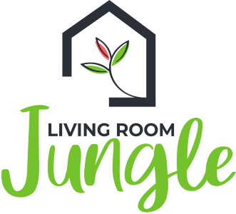 Living Room Jungle - Indoor Gardening Blog - Logo